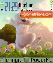 Bunny es el tema de pantalla