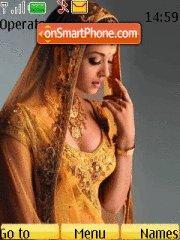 Aishwaria theme screenshot