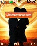 In love es el tema de pantalla