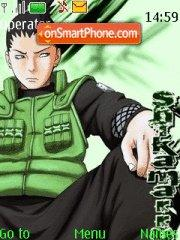 Shikamaru theme screenshot