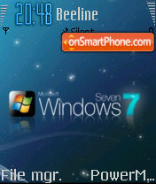 Windows 7 02 theme screenshot
