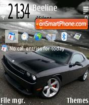 Dodge Challenger 03 es el tema de pantalla