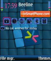 Carbide tema screenshot