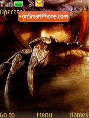 Prince of Persia theme screenshot