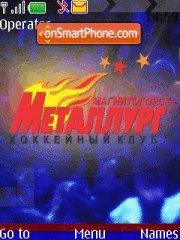 Metallurg theme screenshot