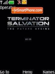 Terminator 4 es el tema de pantalla