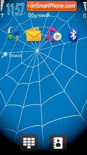 Web theme screenshot