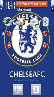 Chelsea 2013 tema screenshot