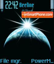 New Earth es el tema de pantalla