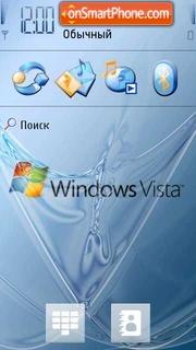 Windows Vista 04 theme screenshot