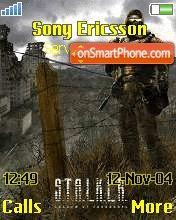 S.T.A.L.K.E.R. - Shadow of Chernobyl es el tema de pantalla