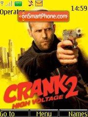 Crank: High Voltage es el tema de pantalla