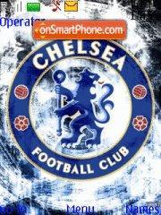 F.C. Chelsea theme screenshot