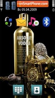 Absolut 05 theme screenshot