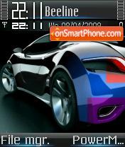B-car es el tema de pantalla