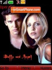 Buffy and angel theme screenshot