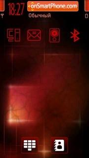 Blaze theme screenshot