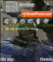 Cstrike 01 theme screenshot