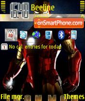 Iron Man 03 es el tema de pantalla