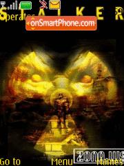 S.T.A.L.K.E.R. theme screenshot