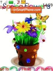 Spring Flowers 02 theme screenshot