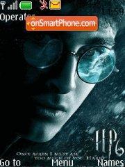 Harry Potter 19 theme screenshot