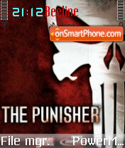 Punisher 2 theme screenshot