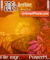 L'Amour 3 theme screenshot