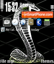 Cobra 02 theme screenshot
