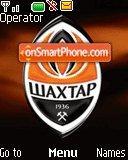 Shahtar theme screenshot