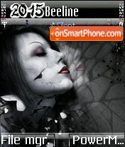 Princess 03 theme screenshot