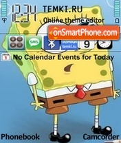 Spongebob Squarepant 02 theme screenshot