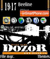 DozoR theme screenshot