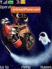 Wall-e'S theme screenshot