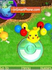 Pokemon 04 theme screenshot