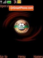 FC Shahtar theme screenshot
