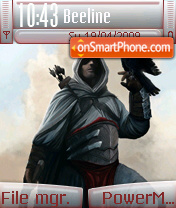 Assassins Creed 05 es el tema de pantalla