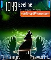 Wolf 12 theme screenshot