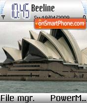 Australia 01 es el tema de pantalla