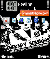 Therapy Session theme screenshot