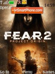 FEAR es el tema de pantalla