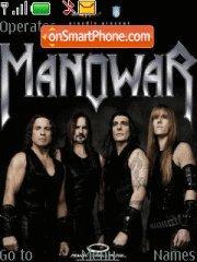 Manowar es el tema de pantalla