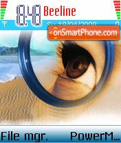 Adobe Photoshop Extrem theme screenshot