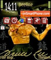 Bruce Lee es el tema de pantalla