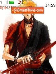 Ichigo theme screenshot
