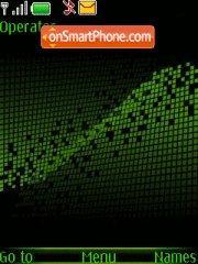 Green Deluxe theme screenshot