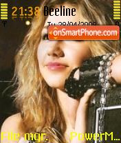 Lerka theme screenshot