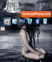 AngelDizel theme screenshot