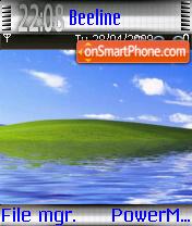 Windows Vista theme screenshot
