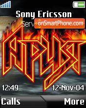 Ariya theme screenshot